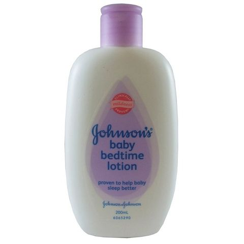 Johnson's Baby Bed Time Lotion 200ml