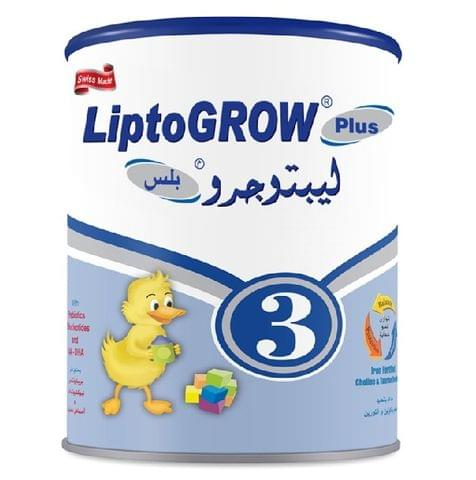 Liptogrow Plus-3 400gm