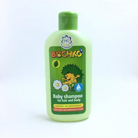 HG Baby - Baby Shampoo With Camomile And Linden Extracts
