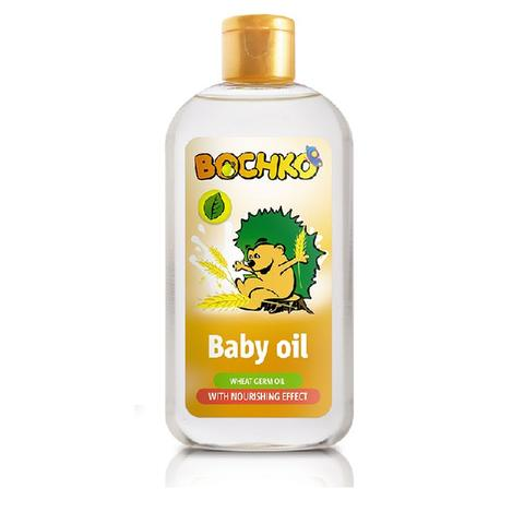 HG Baby - Baby Oil With Wheat Germ Oil