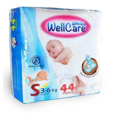 Wellcare Baby Diaper Small