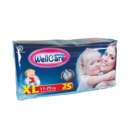 Wellcare Baby Diaper Extra Large