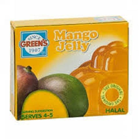 Green's  Mango Jelly 80gm
