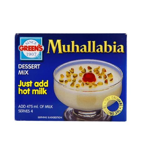 Green's  Muhallabia 5+1x85gm