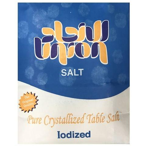 Union crystalized table salt - 1kg