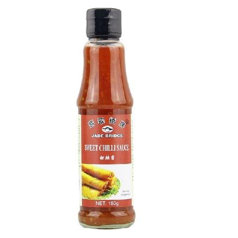 Desly Hot Chilli Sauce 160gm