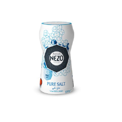 Nizo Pure Salt 3 - 600gm