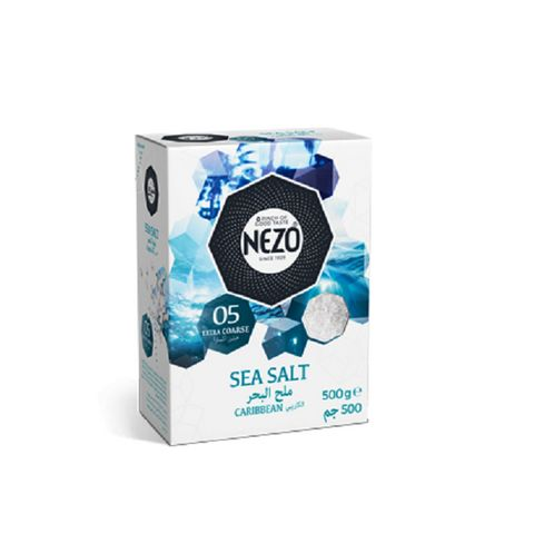 Nizo Caribbean Sea Salt 5- 500gm