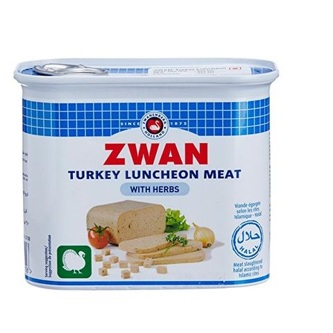 Zwan Turkey Luncheon Meat 850g
