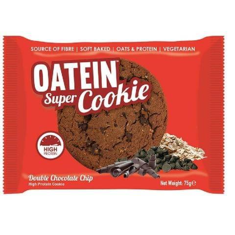 Oatein Super Cookie Double Chocolate 75g