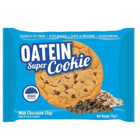 Oatein Super Cookie Milk Chocolate 75g