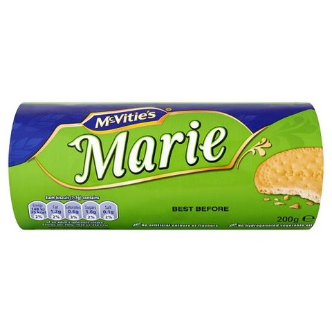 Marie  Biscuits 12x200g