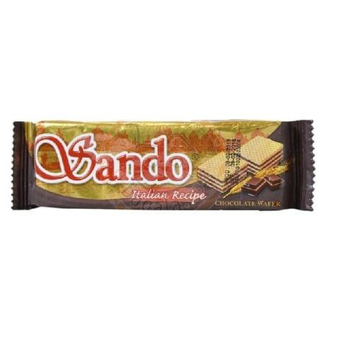 Sando Chocolate Waffer 24x32gm