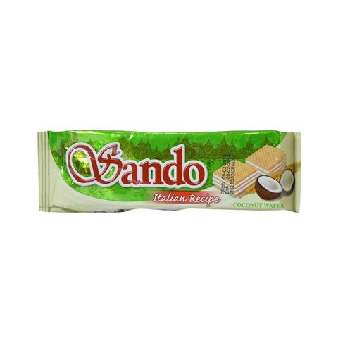 Sando  Wafer Coconut 32g