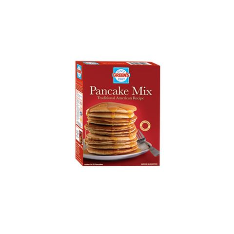 Greens Pancake Mix 500gm
