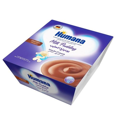 Humana Chocolate Pudding 100gm