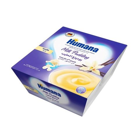 Humana Vanilla Pudding 100gm