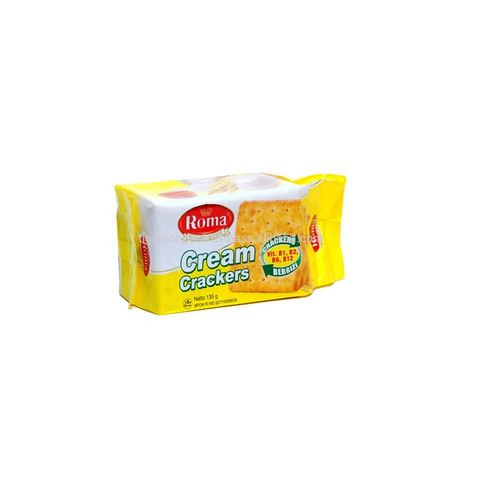 Roma Cream Crackers 135gm