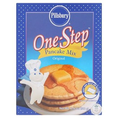 Pillsbury Pan Cake Mix 500gm