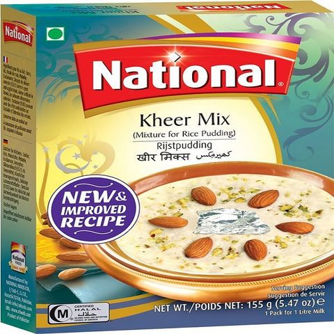 National Foods Kheer Mix 155gm