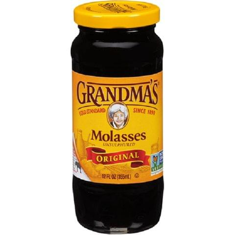Grandmas Molasses Original 12 Oz