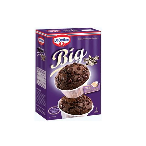 Dr.Oetker Choco Muffin With Chocolate Chip 270gm