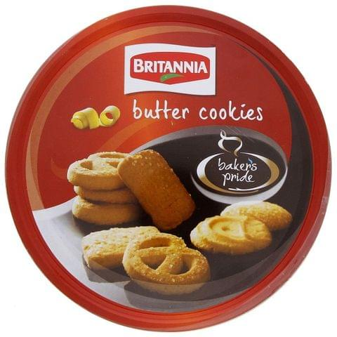 Bakers Pride Butter Cookies 200gm