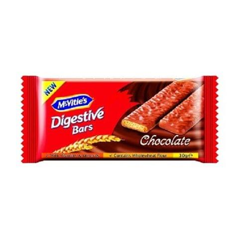 Mcvitie's  Digestive Bars Chocolate 30g