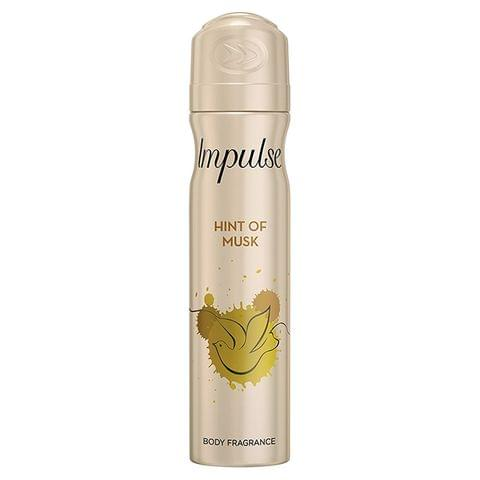 Impulse Body Fragrance Musk 75ml