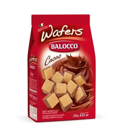 Balocco Wafers Bags Cacao 250g