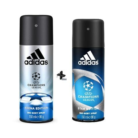 Adidas  Champions League Male Edt 100ml
