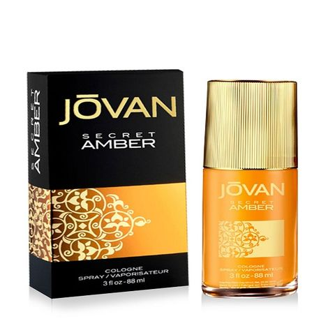 Jovan Secret Amber EDT 88ml
