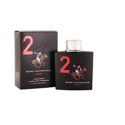 Beverly Hills Polo Club Men Sports Two Edt 50ml