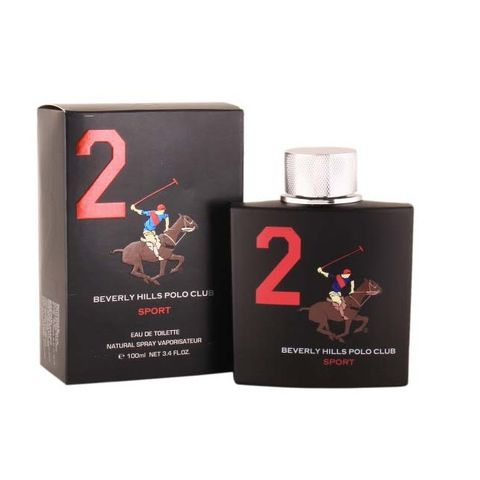 Beverly Hills Polo Club Men Sports Two Edt 100ml