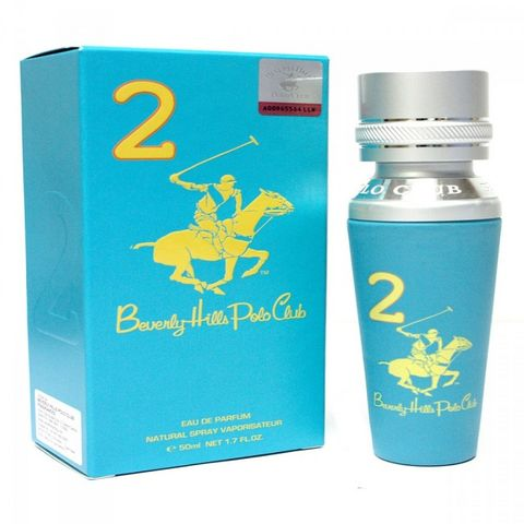 Beverly Hills Polo Club Women Two Edp 50ml