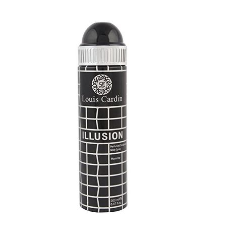 Illusion Body Spray 200ml