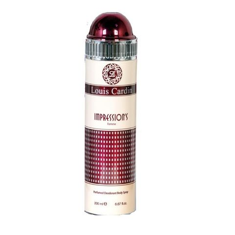 Impression Body Spray 200ml
