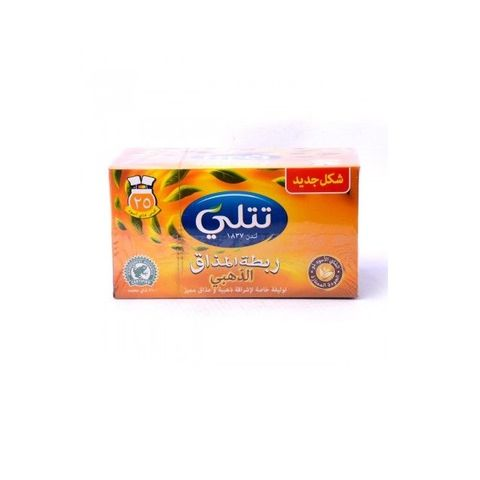 Tetley Ds Light Tea 25x2gm