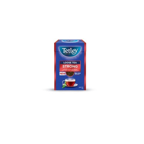 Tetley Loose Tea Strong 200gm