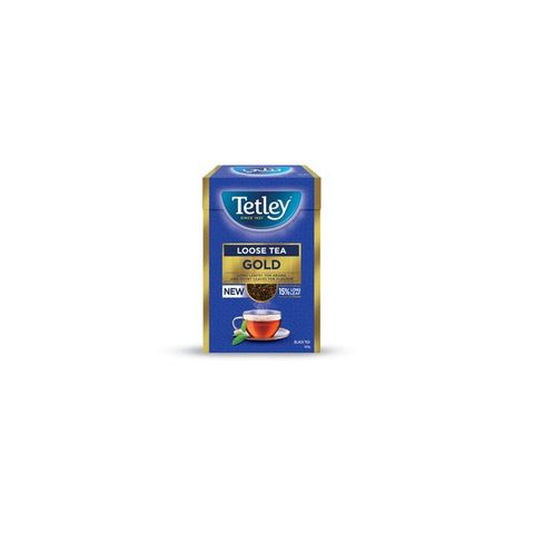 Tetley Loose Tea Gold 200gm