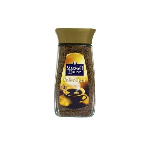 Maxwell House Coffee Selection(Fd)200gm