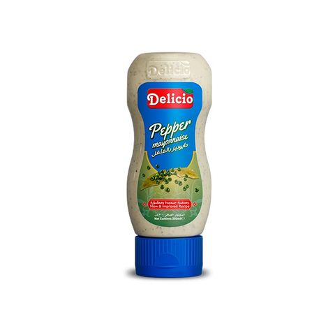 Delicio Pepper Mayonnaise 300ml