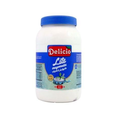 Delicio Lite Mayonaise 500ml Pet Bottle