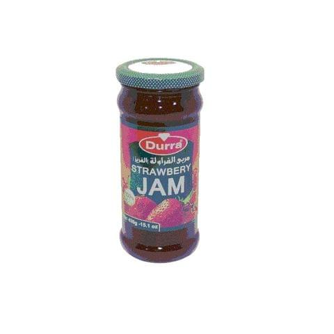 Durra Strawberry Jam 430gm