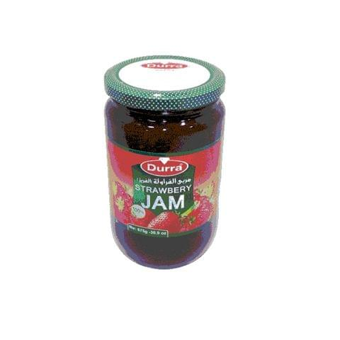 Durra Strawberry Jam 875g