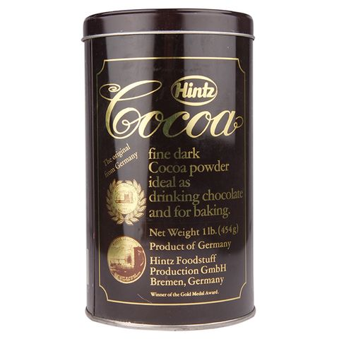 Hintz Cocoa Powder Tin 454g