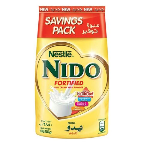 Nido Fortified Pouch 2.85kg