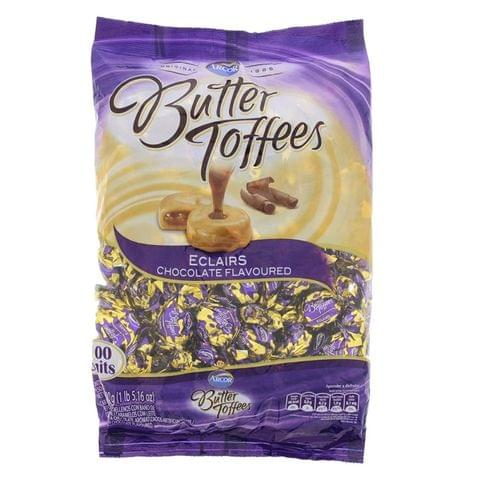 Arcor Arcor Eclairs Butter Toffee