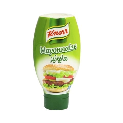Knorr Real Mayonnaise Pet Usd Bottle-532ml