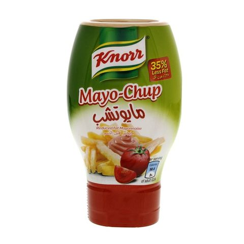 Knorr Mayo Chup Pet Usd Bottle-295ml